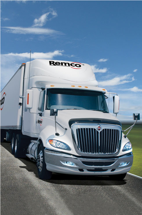 Remco offers scheduled LTL departures serving Canada on a coast to coast basis.